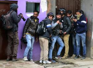 Photojournalists in Kashmir (Basit Zargar) from March 11 2017: June 2 2017