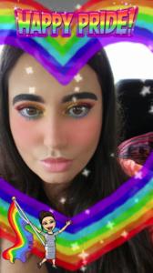 Siouxsanne Roustazadeh Pride 2017