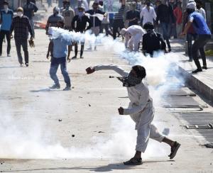 Srinagar protests June 16 by Basit Zargar: June 17 2017