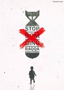 Stop bombing Raqqa