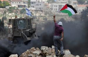 Palestine July 5 2014 ((Photo by Nedal Eshtayah:APA Images)  July 5 2017