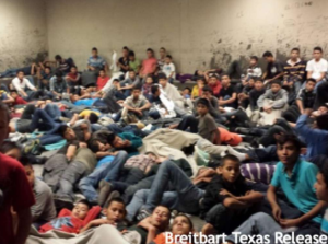 RGV detention center for immigrants (May 2014 Brietbart)