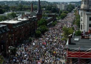 Boston Aug 19 2017 (Stephanie Keith:Reuters) Aug 22 2017