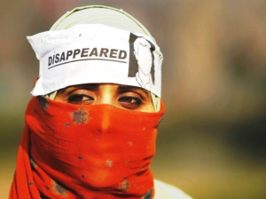 Kashmiri disappeared (AFP) August 10 2017