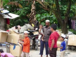Rohingya refugee in Malaysia (Ziaur Rahman) Aug 23 2017