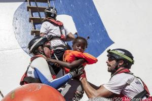 SOS Mediterranee (Aug 14 2017