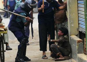 Bangladesh boy garment worker 2010 ((Photos all by Munir Uz Zaman:AFP:Getty Images) Sept 27 2017