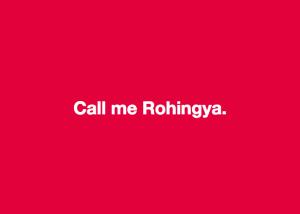 Call me Rohingya meme