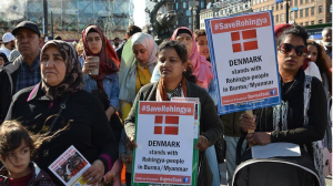 Denmark stands with Rohingya Sept 12 2017