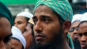 Dhaka for Rohingya sept 8 2017 (CNN) Sept 9 2017