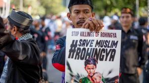 Jakarta, Indonesia for Rohingya Sept 8 (CNN) Sept 9 2017