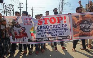 Kashmir for Rohingya (DOAM) Sept 9 2017