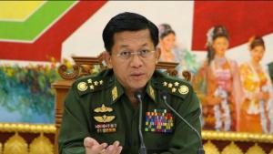 Min Aung Hlaing (Reuters)