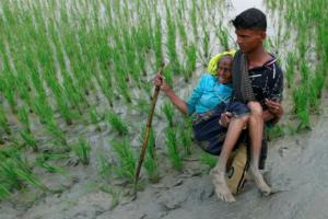 Rohingya refugees (Danish Siddiqui:Reuters) Sept 7 2017