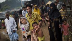 Rohingya refugees (Rohingya Vision) Sept 6 2017