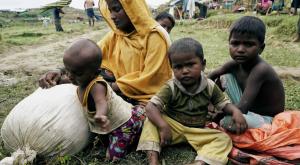 Rohingya refugees in Bangladesh (Shafiur Rahman) Sept 9 2017