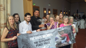Tipperary Peace Prize Sept 7 2017