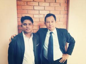 Ziaur Rahman & Maung Zarni
