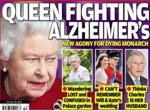 Betty fighting Alzheimer's