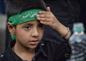 Kashmiri boy (Bilal Ahmad) Oct 24 2017
