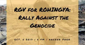 RGV for Rohingya