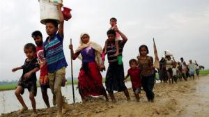 Ro refugees (Rohingya Vision) Oct 6 2017
