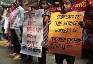 Bangladesh garment (A.M. Ahad:AP) Nov 25 2014