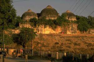 Babri Masjid (getty images) Dec 6 2017