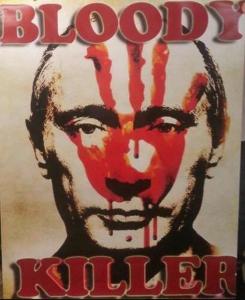 Bloody Putin