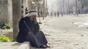 Elderly Palestinian man (IMEU) Dec 9 2017