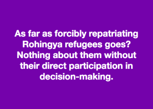 Rohingya meme Dec 27 2017