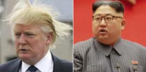 Trump & Kim Jong Un