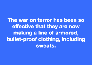 Armored clothing meme Jan 3 2018