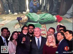 Bollywood selfie 2