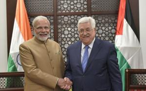 Abbas & Modi Feb 10 2018 (Reuters)