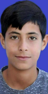 Laith Abu Naim, 16 killed in West Bank Jan 30 2018