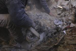 Massacre of Ghouta (White Helmets) Feb 19 2018