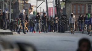 Protesters vs civilian killings (The Rising Kashmir) Feb 2 2018