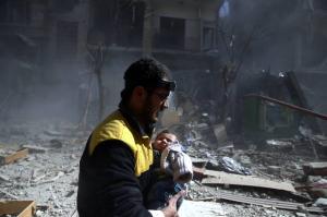 E. Ghouta (White Helmets) Mar 9 2018