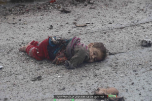 Ghouta's children (2) (Shehab News Agency) Mar 16 2018