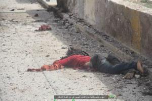 Ghouta's children (3) (Shehab News Agency) Mar 16 2018