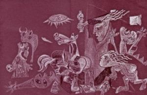 Honage to Guernica, Picasso (2002)