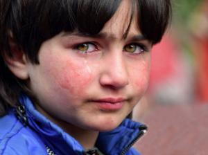 Kashmiri child (Bilal Ahmad) Mar 28 2018