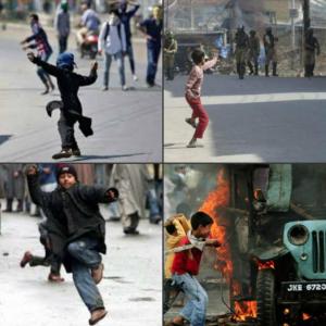 Kashmir's littlest stone pelters Mar 14 2018