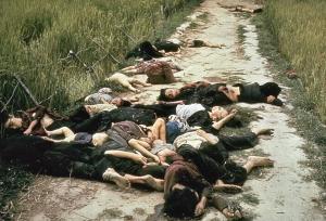 My Lai massacre (Ronald L. Haeberle, Mar 16 1968)