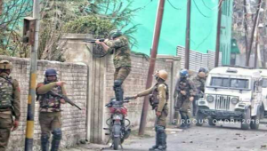 Shooting pellets at home (Firdous Qadri) Mar 13 2018