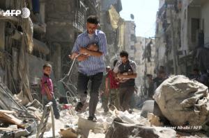Syria Mar 19 2018 (Ameer Alhalbi:AFP) Mar 21 2018