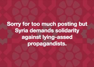 Syria meme Mar 20 2018