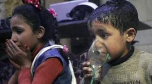 Douma children on respirators (AP) Apr 16 2018