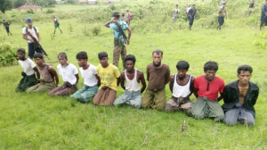 Executed Rohingya men Apr 18 2018